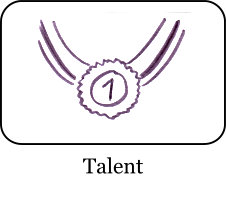 Talent beim Singen