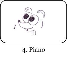 piano singen