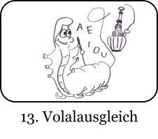Vokalausgleich