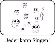 jeder kann singen